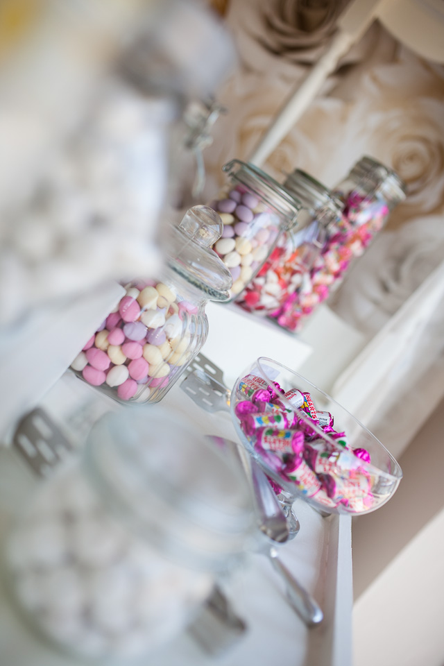 Candy Cart Wedding Sweets