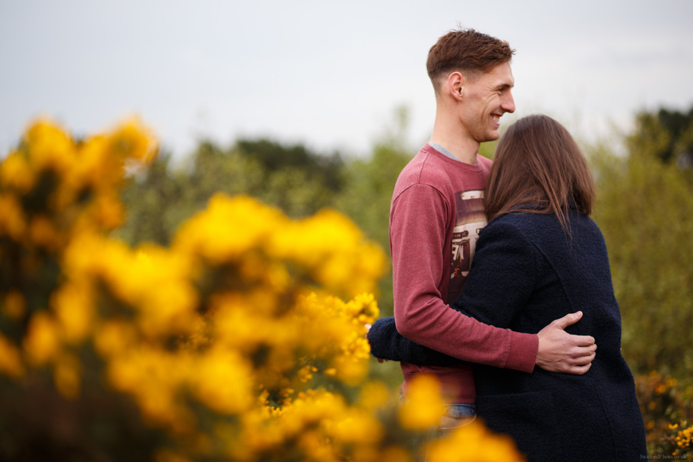 Hayley & David Beautiful Romantic Sunset Prewedding Engagement Shoot at Thurstaston on the Wirral 8.jpg