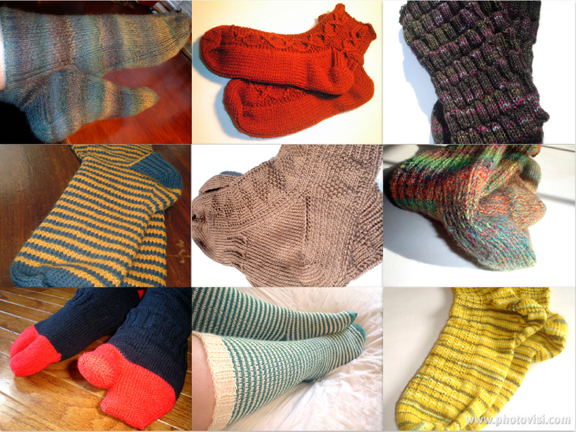 2010 sock collage.jpg