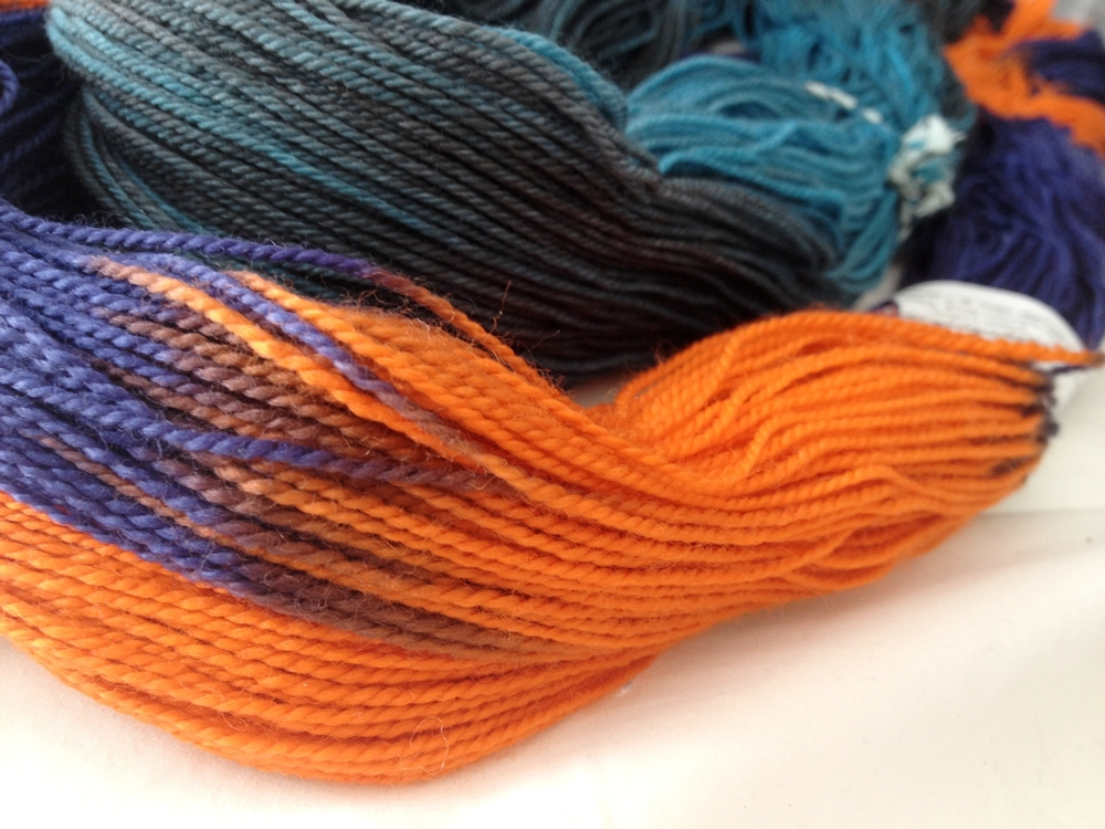 Decisions, decisions. Which skein should I choose?