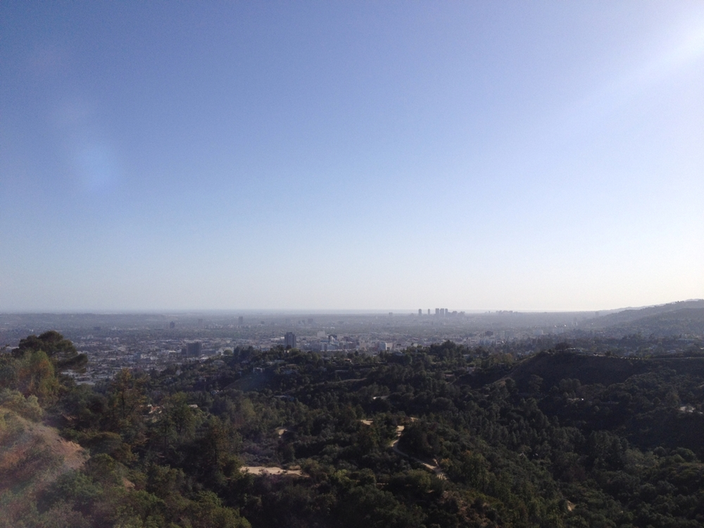 Griffith Park and LA