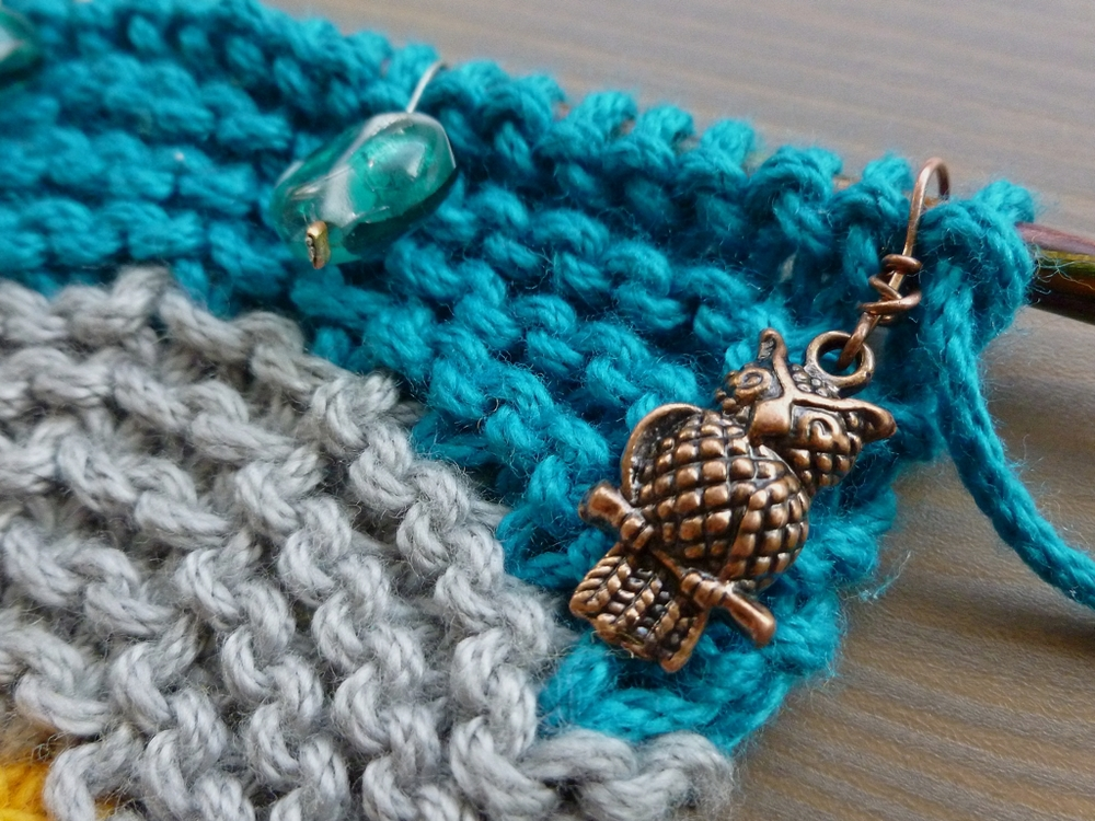 5 Ways To Use Stitch Markers — With Wool