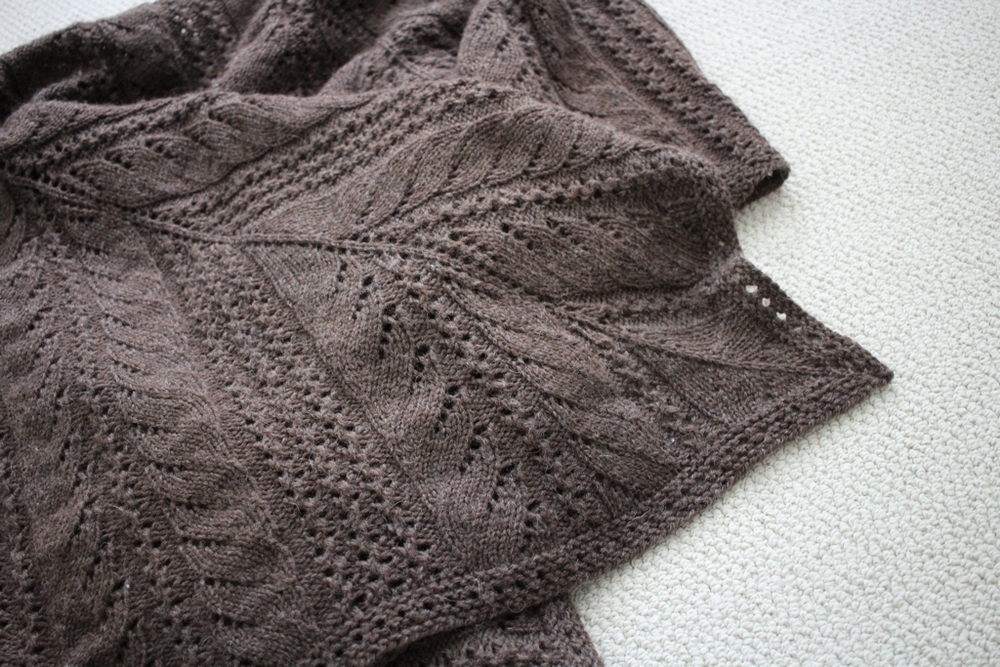 After years of being a WIP, I finished my extra large Norma Blanket!Looking Back At 2015 - withwool.com