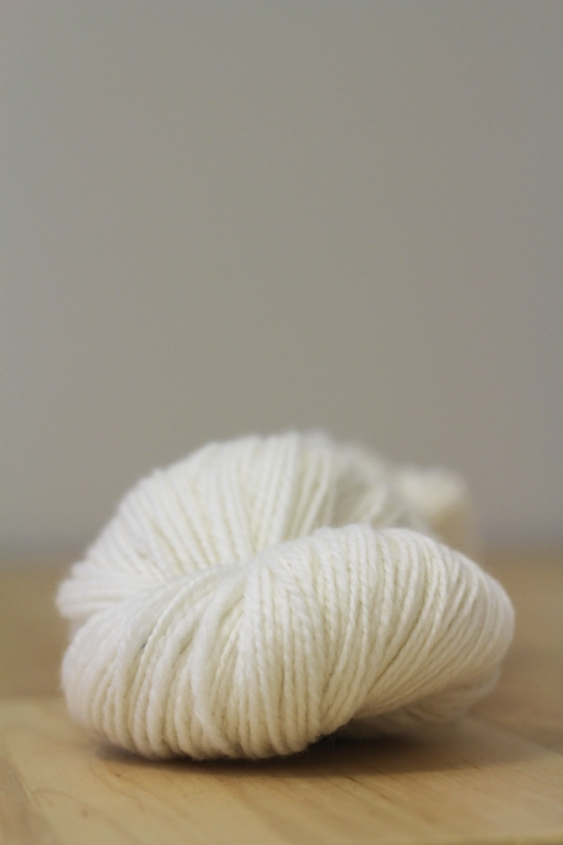 My first handspun skeins of cashmere! Cashmere is as soft as everyone says it is, and here's how I turned 2 oz of it into yarn.| Notes About Spinning Cashmere - withwool.com