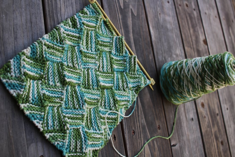 Scarves, socks, and kitchen towels! Oh my! I'm finishing up a bunch of projects so I can start new ones. WIP Parade | withwool.com