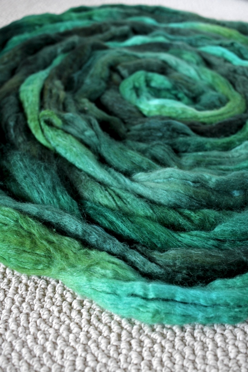 I'm starting a new handspun project, and relying on spinning mini-skeins, aka sampling, to set me up for success. | withwool.com