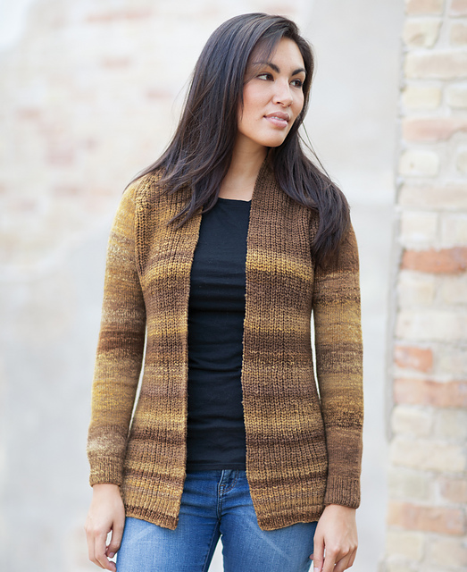 Rigby Cardigan by Bristol Ivy. Photograph by Ryann Ford.