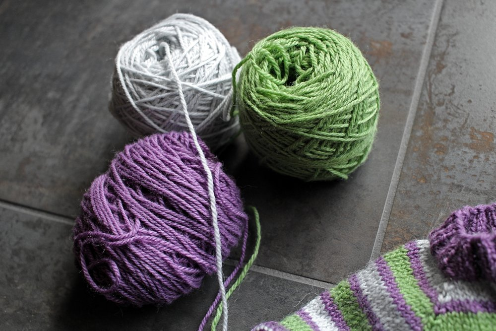 Want to know if you've got enough yarn for your #knitting project? Here's a simple way to find out. | withwool.com