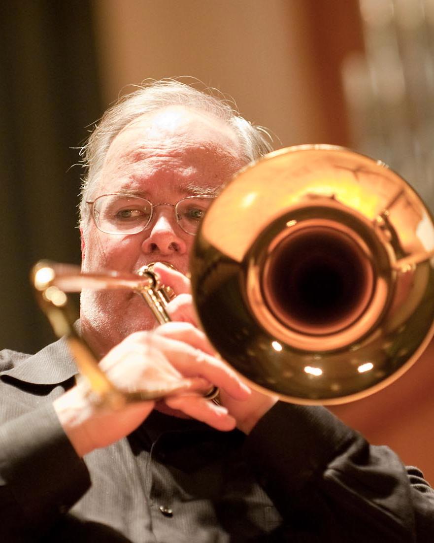 Mark Lancaster Lusk, Associates Coordinator  Penn-State University, Prof. of Trombone