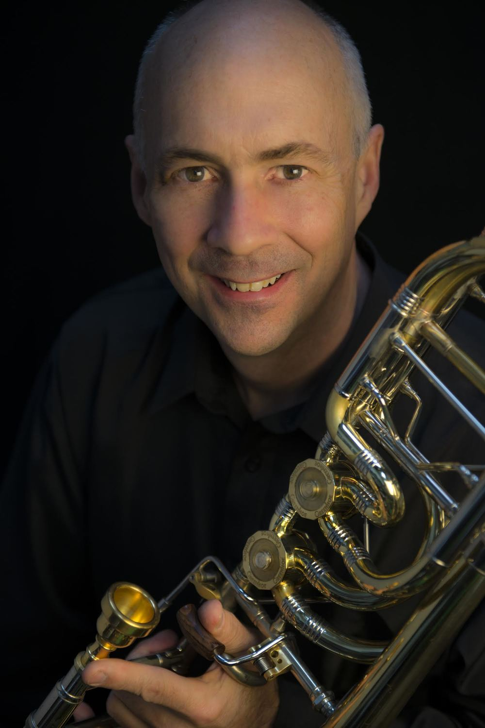 Randall Hawes, 2016-18 CTS  Detroit Symphony, Bass-trombone  Northwestern University, Faculty