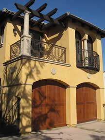 Small Balcony | Santa Monica House | Custom Homes in Santa Monica
