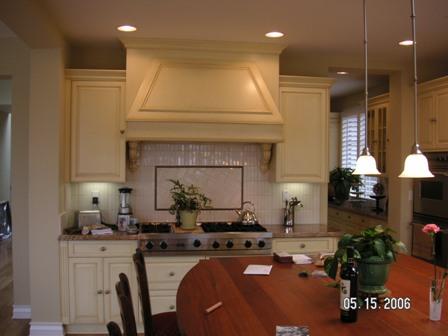 Custom Kitchen Backsplash | South Bay | Tomaro Architecture