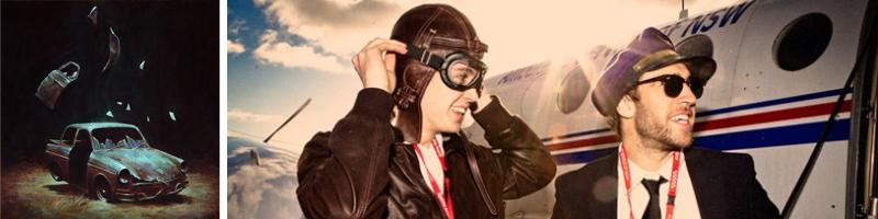 20. FLIGHT FACILITIES - CLAIR DE LUNE