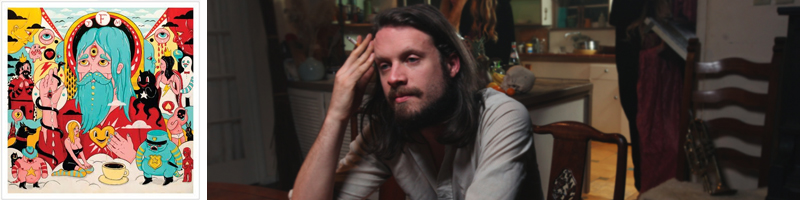 28.  FATHER JOHN MISTY - HOLLYWOOD FOREVER CEMETERY SINGS