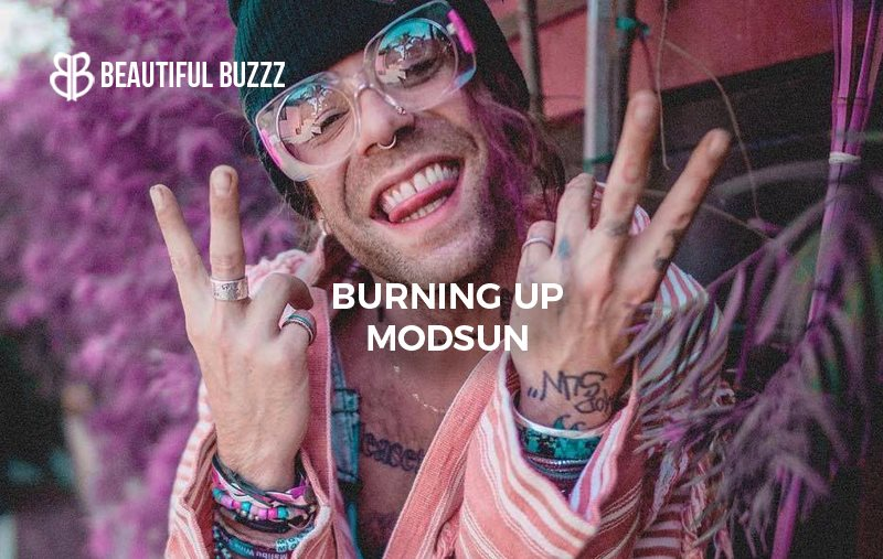 Disclosure: Mod Sun is promoted by Beautiful Buzzz Staff Member Alli Lindse y