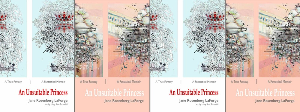 An Unsuitable Princess , available from Jaded Ibis Productions and Amazon.  More information here.