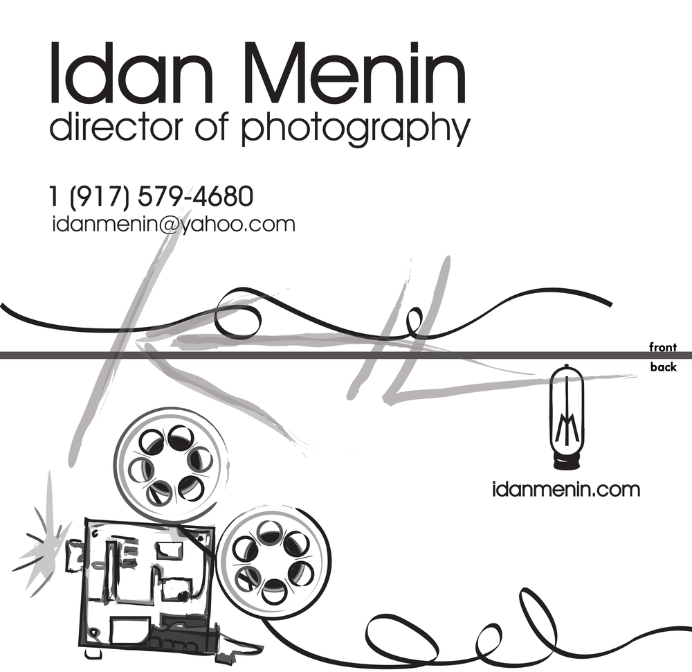 Idan Menin (Business Card)