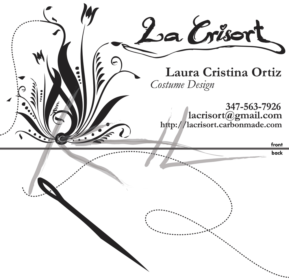 La Crisort (Business Card)