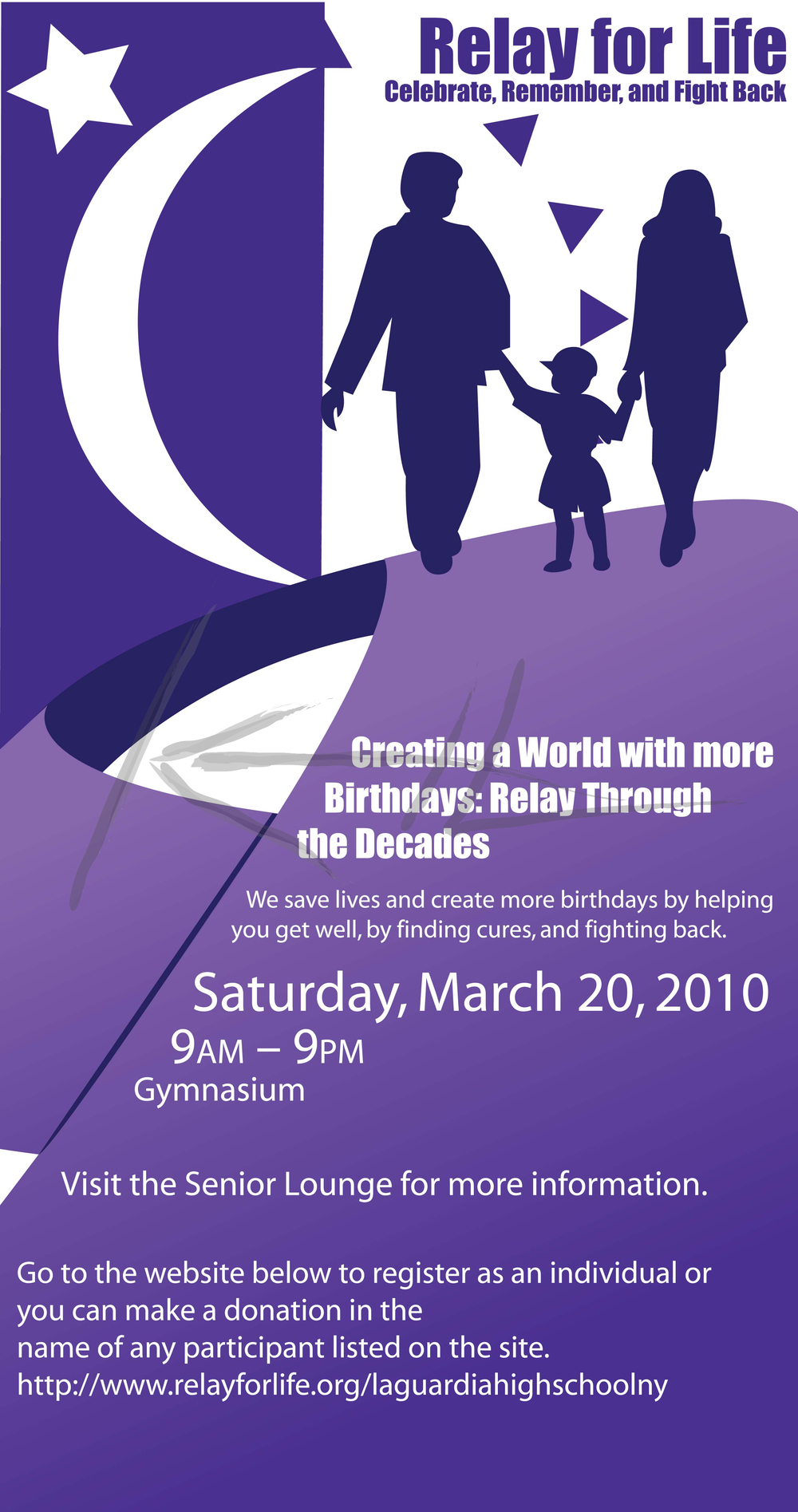 Relay for Life [2010] (Poster)