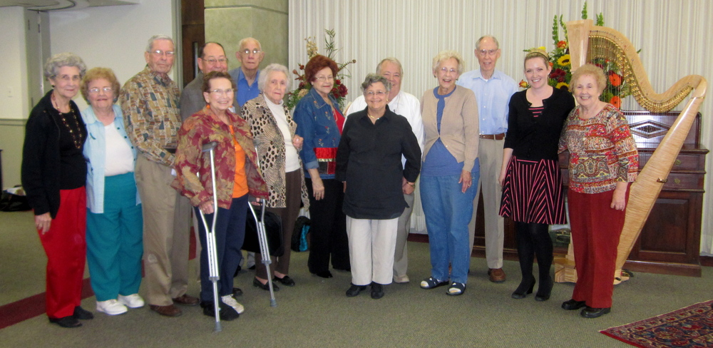 Concert #35, for the Mainstreamers Senior Group