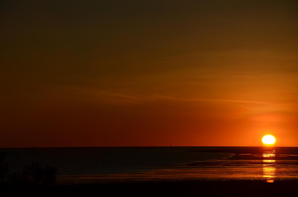 Karumba sunset.