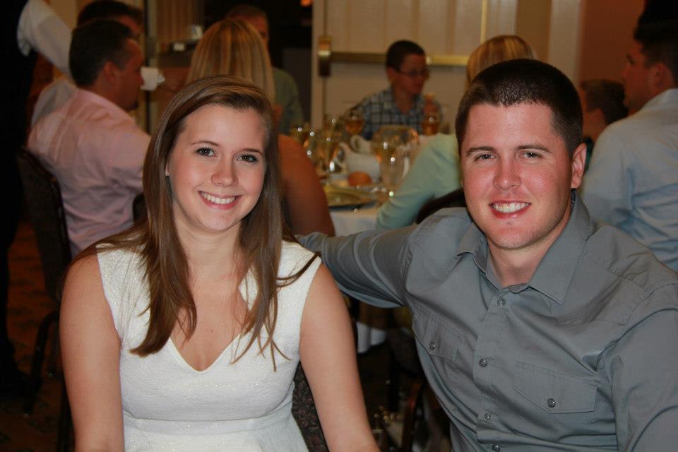 Karolyn & Paul.