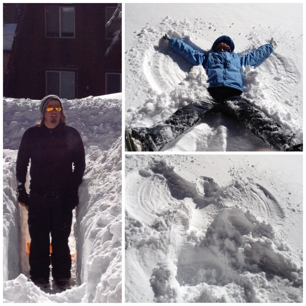 "This is ""Snow"" fun at all :)"