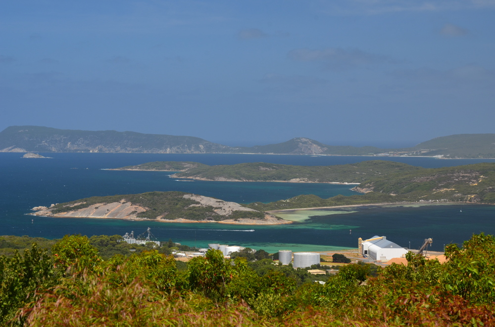 King George Sound, Albany.