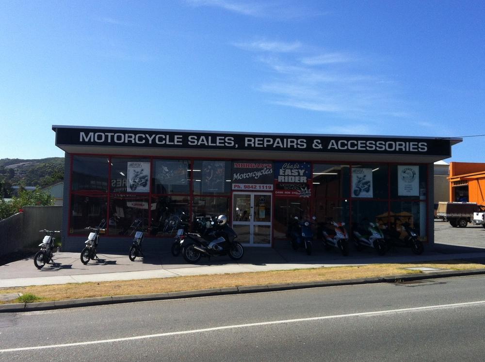 Morgans Motorcycles Albany