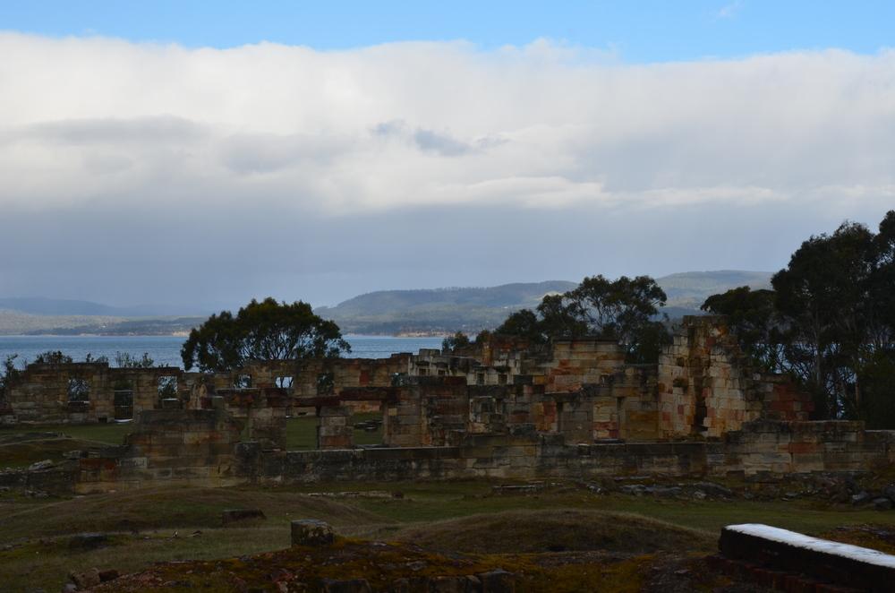 Coal Mine ruins