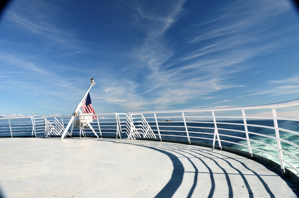 Great sky, fun lines, beautiful day!