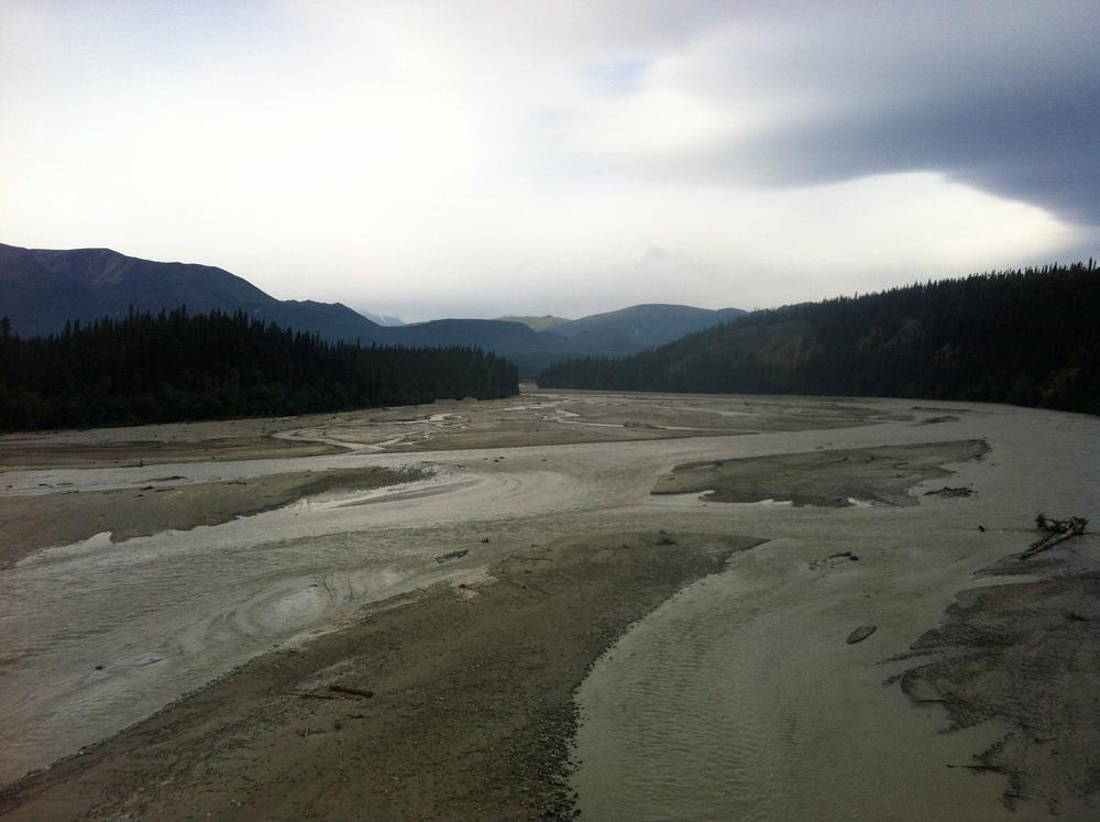 Donjek River