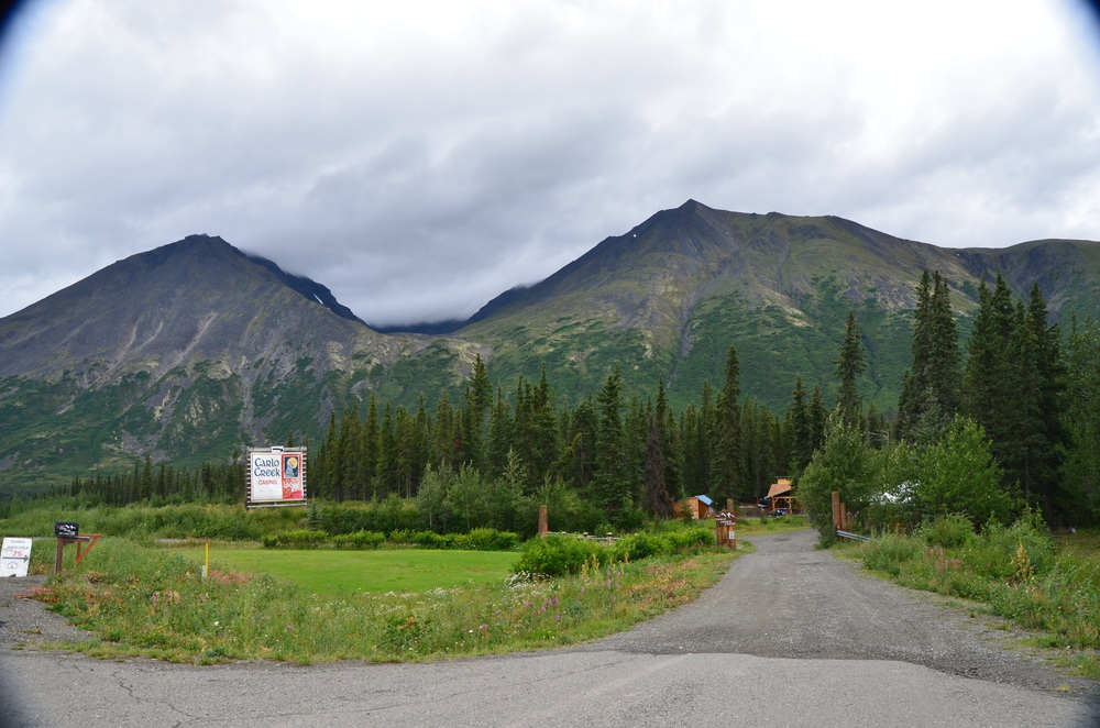 We stayed at Carlos Creek, just outside of the touristy area of Denali.