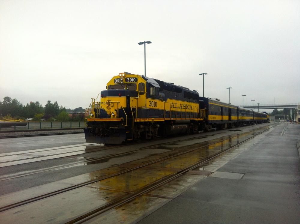 Train to Seward