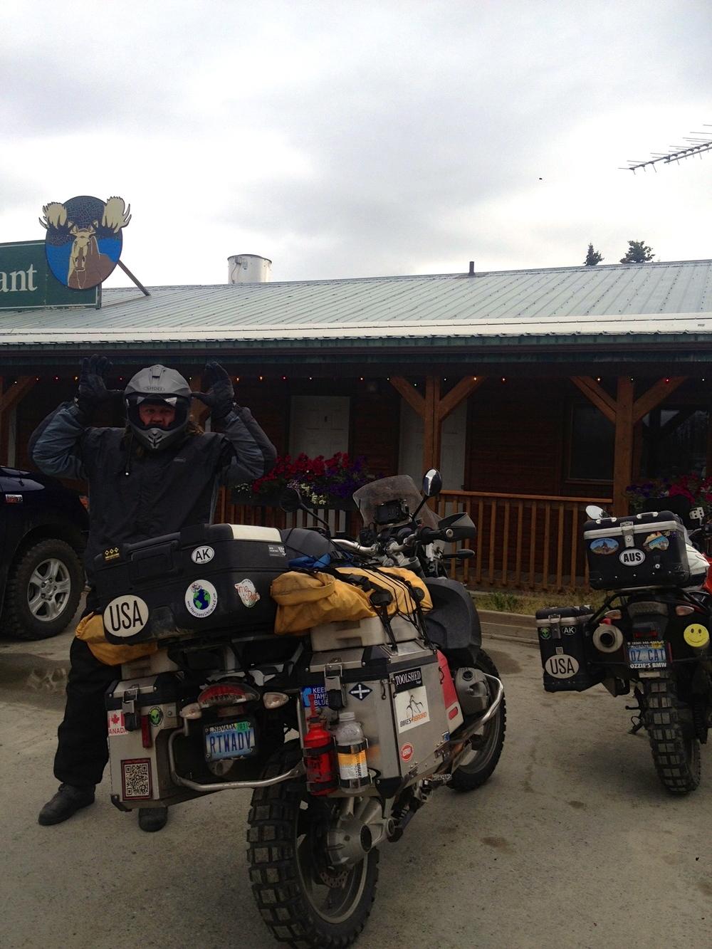Roadside Service Station/RV Park/Motel/Restaurant/Museum in Teslin