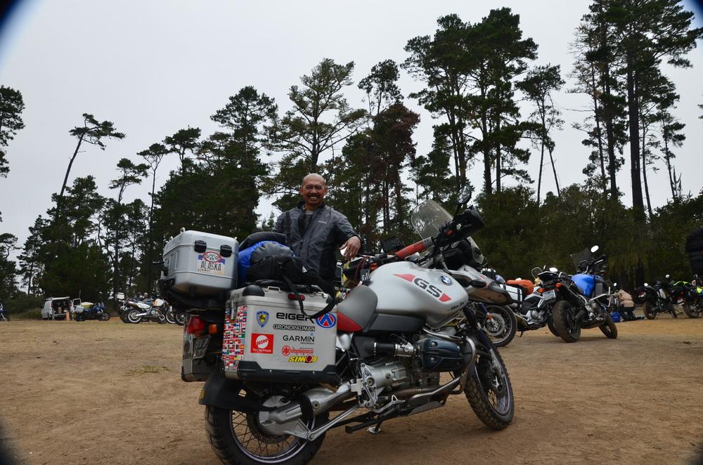 Jeffrey Polnaja, Ride for Peace