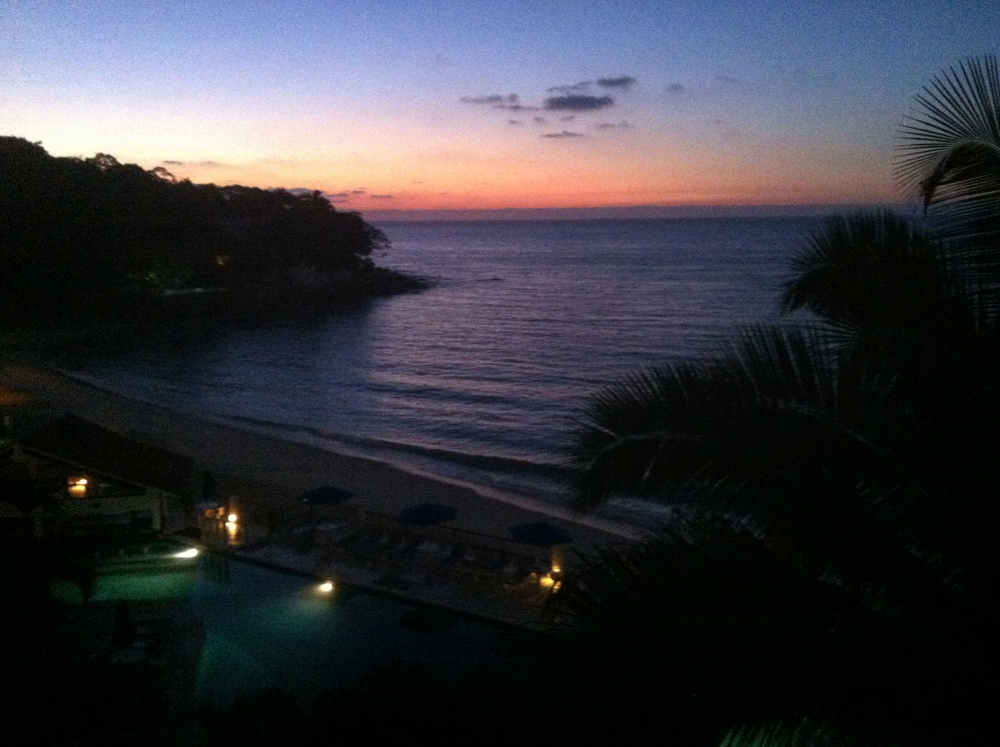 Buenas noches Puerto Vallarta!…the Township is actually the other direction :)