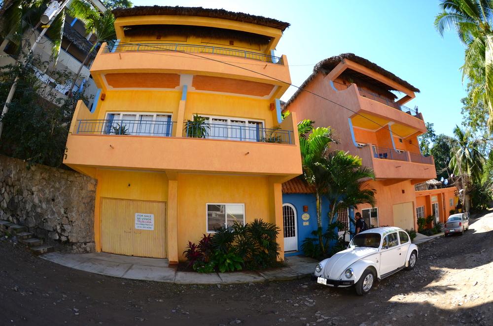 Casa Mariposa en Calle Perula