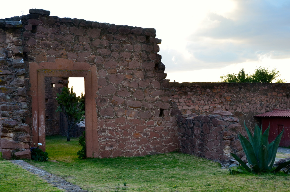 Cool & interesting ruins of the property