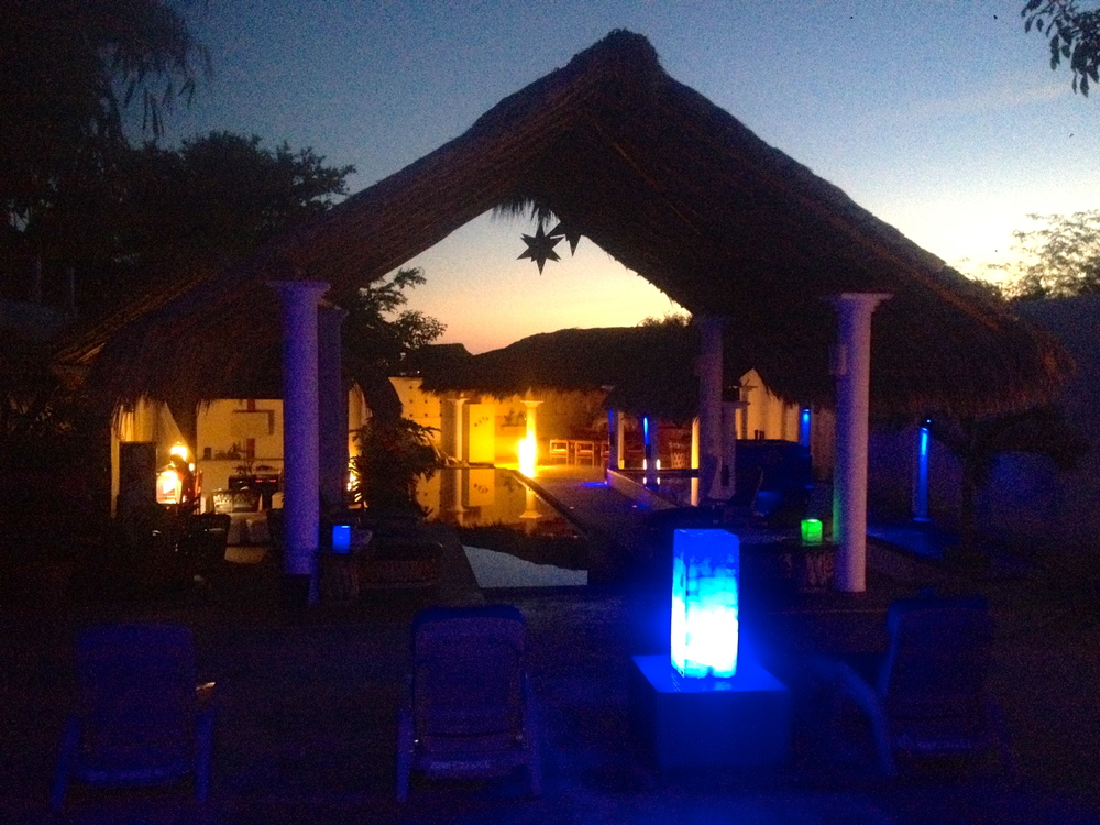 Our last night at Villa Lily…thanks for a fabulous stay!