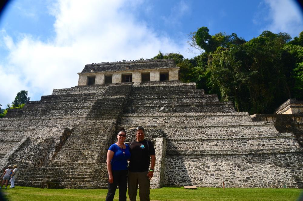 Temple De Las Inscripciones