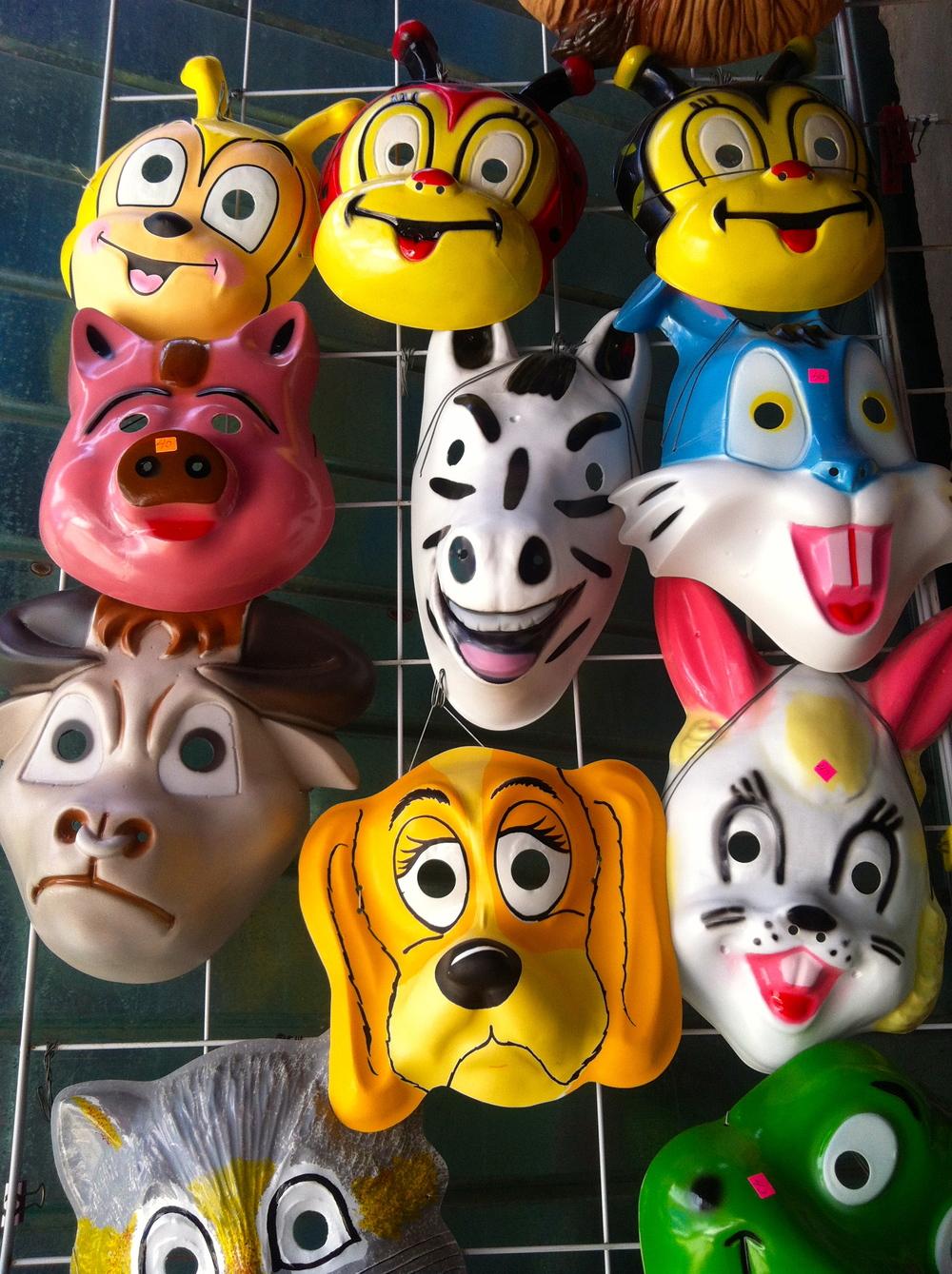 Modern day masks!