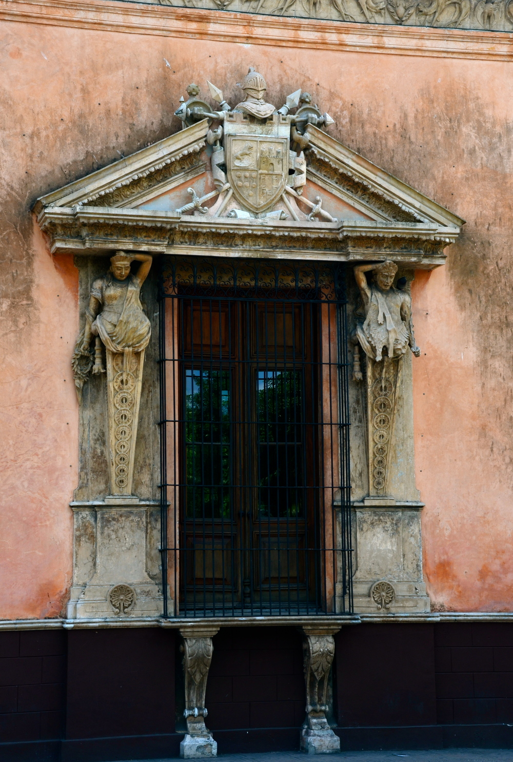 House of Montejo. Francisco de Montejo was a spanish conquistador who founded Merdia in 1542.