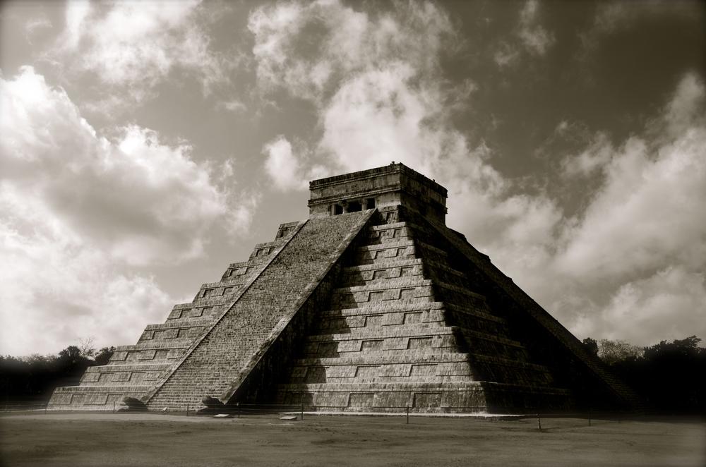 The Castillo Temple….The most recognized temple of Chichen Itza! Still simply amazing!