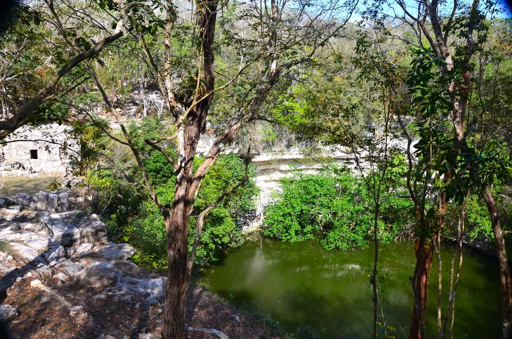 Cenote Segrado