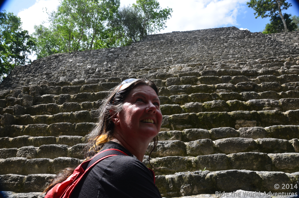 Maya philosophy….the harder, the better, the closer to your Gods!