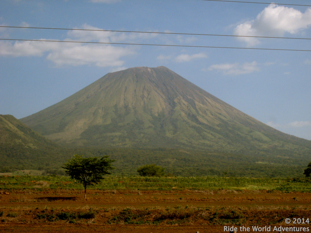 Nicaragua….the land of awesome volcanoes!