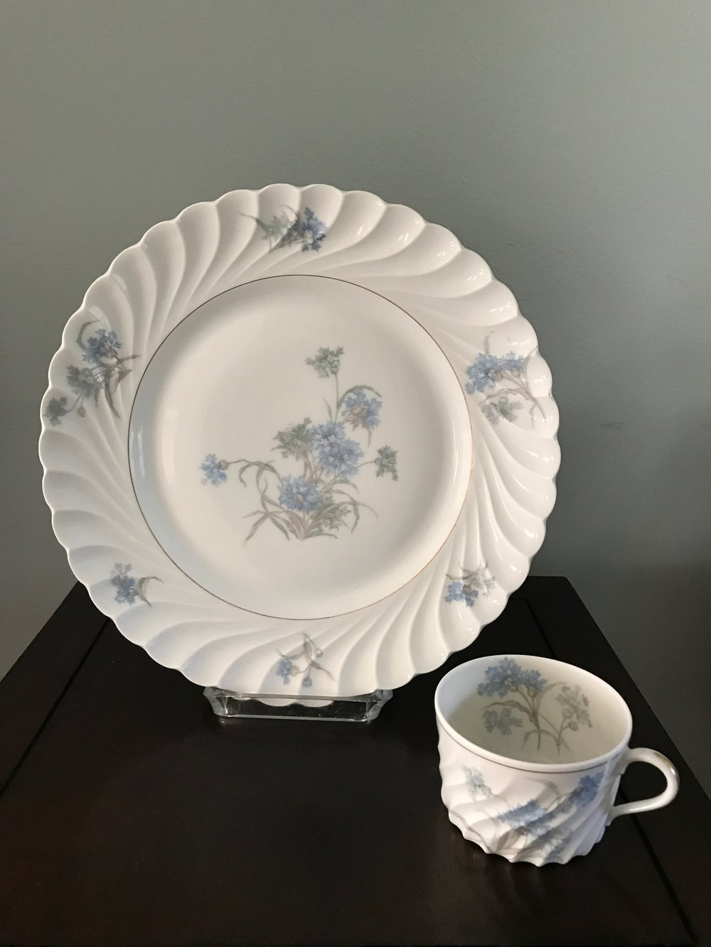 Haviland China, Bergere Pattern
