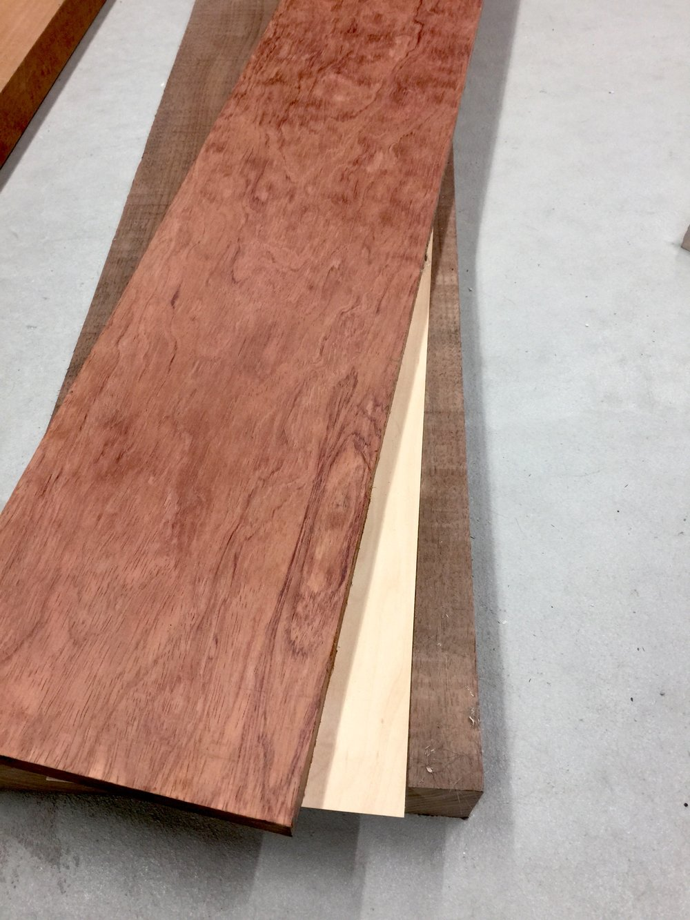 Bubinga over walnut with maple accent - Top only.jpg