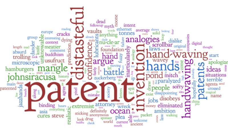 Hypercritical 68: Patent Hands